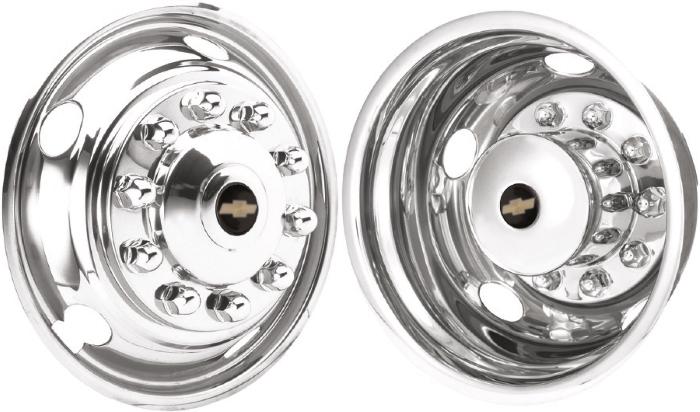 chevrolet kodiak c7500 simulators hubcaps liners wheelcovers wheel covers