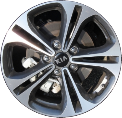 kia forte wheels rims wheel rim stock oem replacement. Black Bedroom Furniture Sets. Home Design Ideas