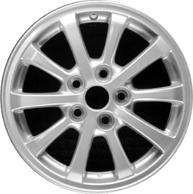 mitsubishi lancer rims mitsubishi lancer wheels rims wheel rim stock oem replacement 2010 mitsubishi lancer fuse diagram #14