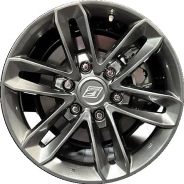 lexus gx460 wheels rims wheel rim stock oem replacement. Black Bedroom Furniture Sets. Home Design Ideas