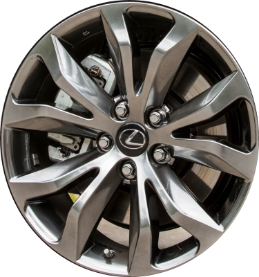 Lexus NX200t Wheels Rims Wheel Rim Stock OEM Replacement