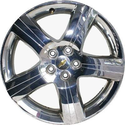 Aly6633u86 Chevy Malibu Pontiac G6 Wheel Chrome Clad 9597693