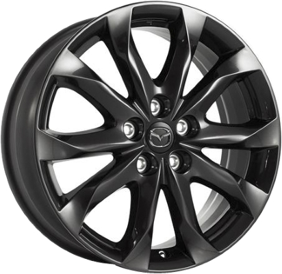 Stock Tire Size For  Mazda  Touring