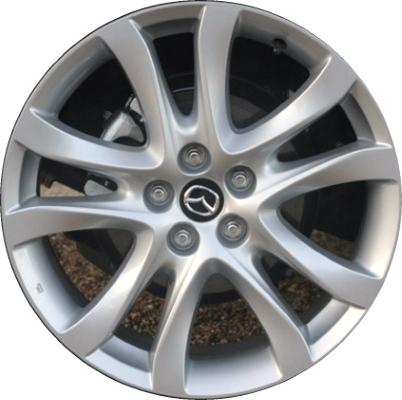 LS05 Mazda6 Wheel Silver Painted #9965087590