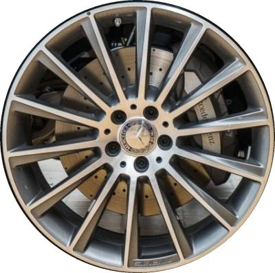 Mercedes glc300 wheels rims wheel rim stock oem replacement for Mercedes benz replacement wheels