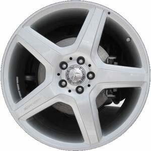 Mercedes ml550 wheels rims wheel rim stock oem replacement for Mercedes benz replacement wheels