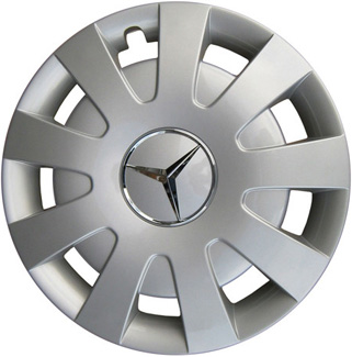 Hubcaps wheel covers universal hh auto wheel and trim for Mercedes benz sprinter wheel covers