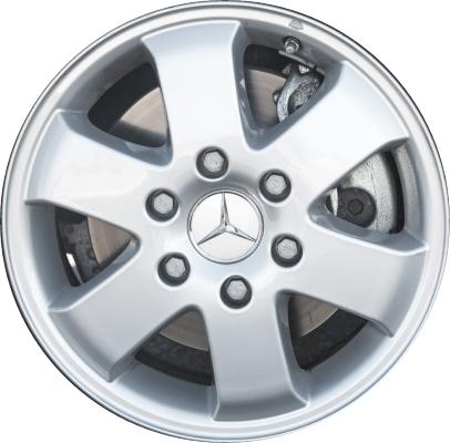 Dodge Sprinter 2500 Wheels Rims Wheel Rim Stock OEM Replacement