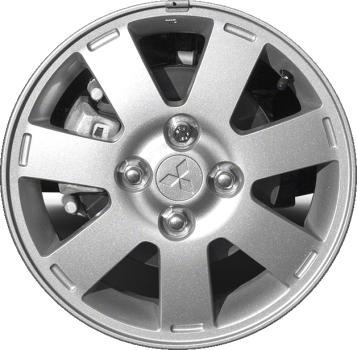 mitsubishi mirage wheels rims wheel rim stock oem replacement. Black Bedroom Furniture Sets. Home Design Ideas