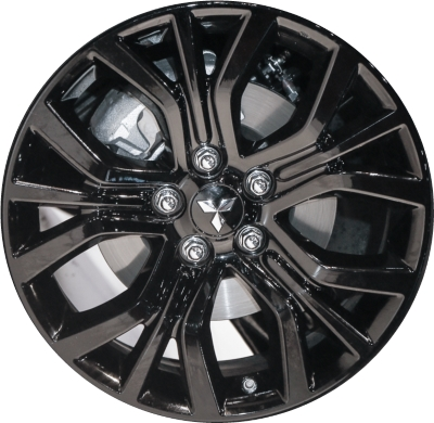 mitsubishi outlander wheels rims wheel rim stock oem. Black Bedroom Furniture Sets. Home Design Ideas