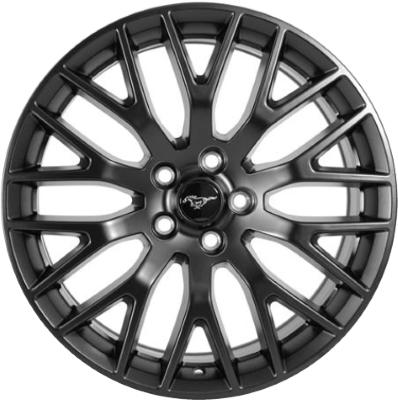 2015 Mustang Wheels >> Aly10036u Ford Mustang Wheel Black Painted Fr3z1007m