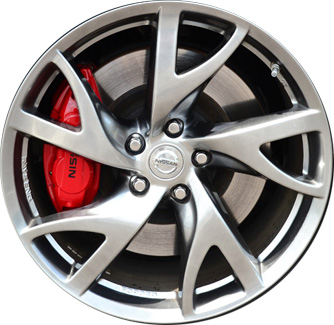 Nissan 370z Wheels Rims Wheel Rim Stock Oem Replacement