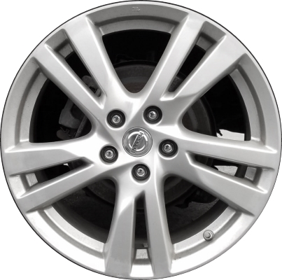 ALY400U400 Nissan Altima Wheel Silver Painted 400TA40A Gorgeous 2013 Nissan Altima Bolt Pattern
