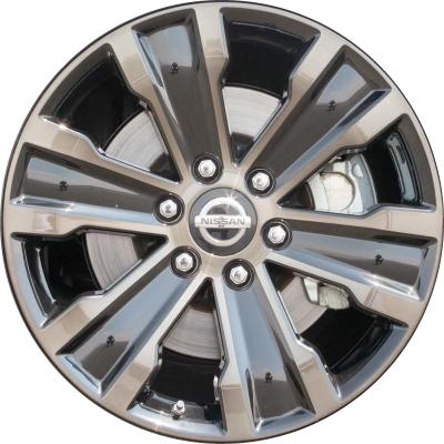 Nissan Armada Wheels Rims Wheel Rim Stock Oem Replacement
