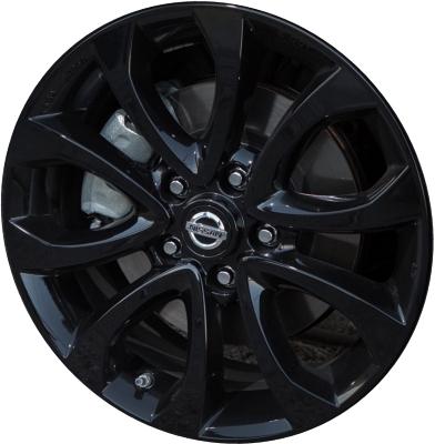 2013 Nissan Juke Tire Size >> Nissan Juke Wheels Rims Wheel Rim Stock OEM Replacement