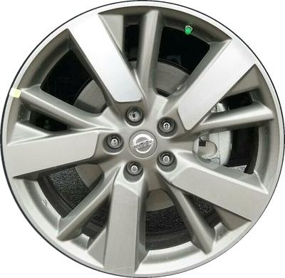 nissan pathfinder wheels rims wheel rim stock oem replacement. Black Bedroom Furniture Sets. Home Design Ideas