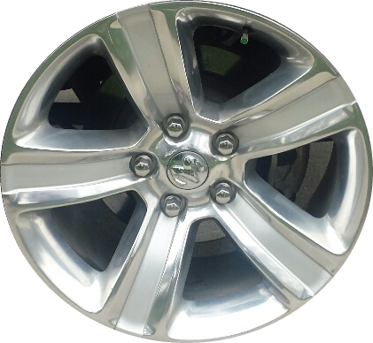 ALY40U40 Dodge Ram 40 Wheel Silver Polished 40UB408GSAAA Fascinating 2014 Ram 1500 Bolt Pattern