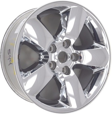 ALY440C Dodge Ram 440 Wheel Chrome Clad 440UC440SZ40AA New 2014 Ram 1500 Bolt Pattern