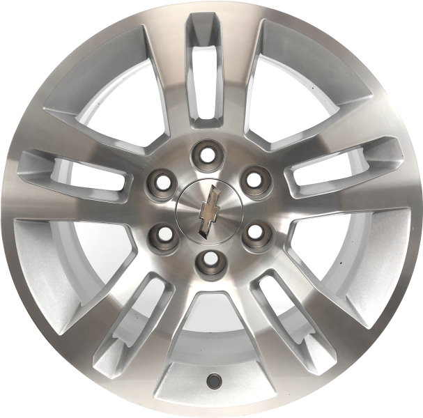 Rims For Gmc Sierra >> Chevrolet Silverado 1500 Wheels Rims Wheel Rim Stock OEM Replacement