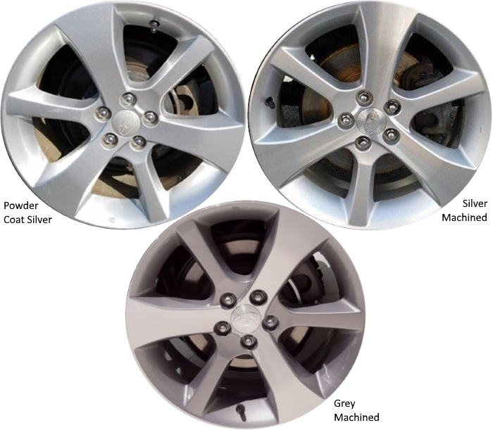 Subaru Legacy Wheels Rims Wheel Rim Stock Oem Replacement
