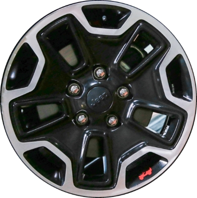 how to clean original jeep rims