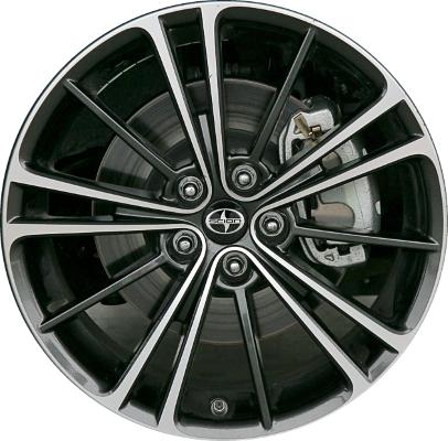 Subaru brz br-z Wheels Rims Wheel Rim Stock OEM Replacement