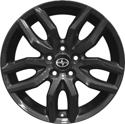 scion tc wheels rims wheel rim stock oem replacement. Black Bedroom Furniture Sets. Home Design Ideas