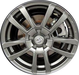 scion xb wheels rims wheel rim stock oem replacement. Black Bedroom Furniture Sets. Home Design Ideas