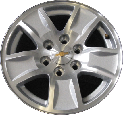Chevy Chevrolet Silverado 1500 Wheels Rims Wheel Rim Stock OEM Replacement