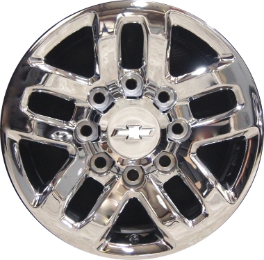 Chevrolet Silverado 2500 Wheels Rims Wheel Rim Stock Oem
