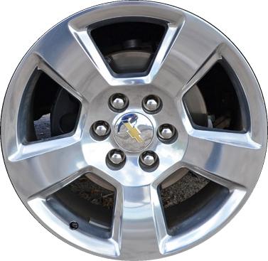 Chevy Chevrolet Silverado 1500 Wheels Rims Wheel Rim Stock Oem