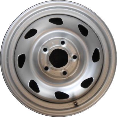 Stl5040u Blazer Jimmy Hombre S10 S15 Sonoma Rim Steel 9592439