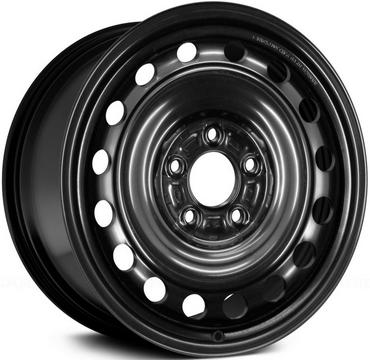 Stl70764 Hyundai Sonata Wheel Steel Black 529100a110