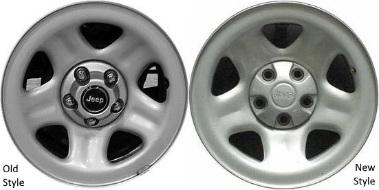 Factory Jeep YJTJ Wheel Guide 40 Inch Jeep Wrangler Forum Awesome Jeep Wrangler Wheel Bolt Pattern