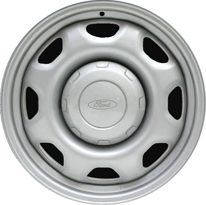 Ford F150 Bolt Pattern >> Stl3857 3996 Ford Expedition F150 6 Lug Wheel Steel Silver Al3z1015b