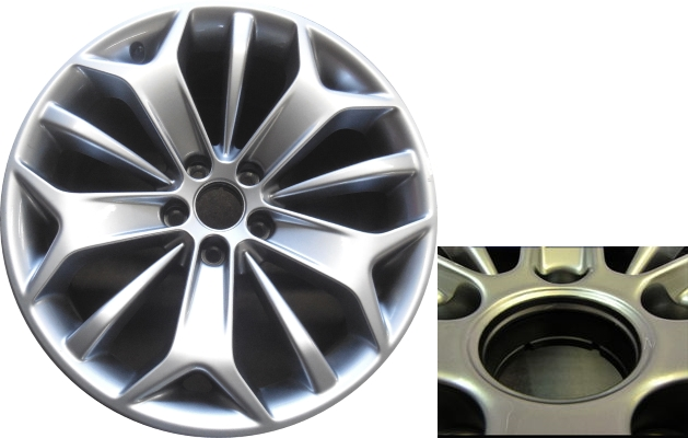 Ford Taurus Wheels Rims Wheel Rim Stock OEM Replacement