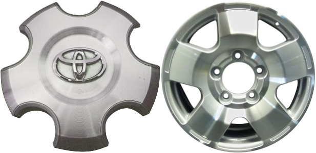 Buy Toyota Tundra Center Caps Factory OEM Hubcaps Stock Online