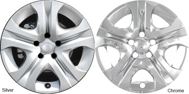 504 17 Inch Aftermarket Toyota Rav4 Hubcapswheel Covers Set 42602 0r02