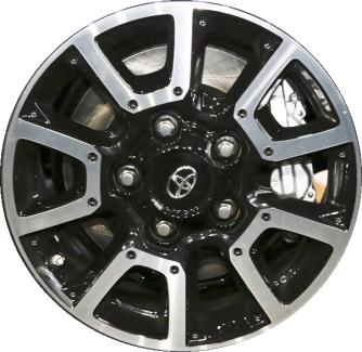 Toyota Tundra Wheels Rims Wheel Rim Stock OEM Replacement