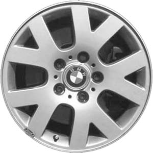 OEM 2006 BMW 325i Rims - Used Factory Wheels from