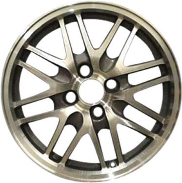 ALY Acura Integra Wheel Grey Machined STA - Acura integra wheels