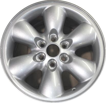 dodge dakota wheels rims wheel rim stock oem replacement