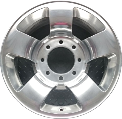 Hubcap Haven: ALY3693 Ford F250, F350 Wheel Polished #7C3Z1007C