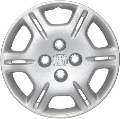 14 Honda Hubcaps >> H55049 Honda Civic Oem Hubcap Wheelcover 14 Inch 44733s5da00
