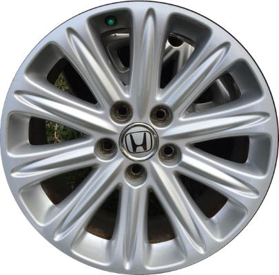 Honda Odyssey Tires >> Aly63887 Honda Odyssey Pax Wheel Silver Painted 42700shjl61