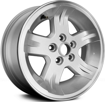 ALY9050 Jeep Wrangler Wheel Painted #5JL73TRMAA